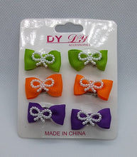 Load image into Gallery viewer, Mini Head Bows - LilChic BabyBug Boutique