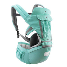 Load image into Gallery viewer, All-In-One Baby Breathable Travel Carrier-Green - LilChic BabyBug Boutique LLC