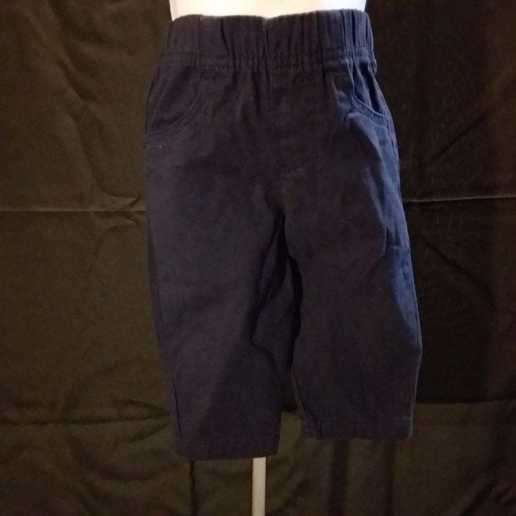Blue Infant Pants - LilChic BabyBug Boutique