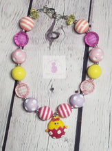 Load image into Gallery viewer, Bubble Gum Bead Necklaces - LilChic BabyBug Boutique LLC