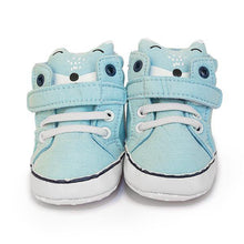 Load image into Gallery viewer, High Top Sneakers - LilChic BabyBug Boutique LLC