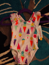Load image into Gallery viewer, Ice Cream Cone Swimsuit - LilChic BabyBug Boutique