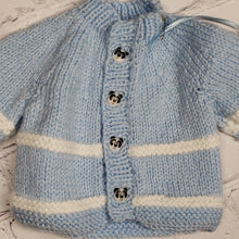 Load image into Gallery viewer, Light Blue Premi Infant Jacket - LilChic BabyBug Boutique LLC