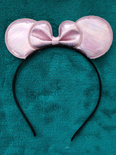 Metallic Mouse Ears - LilChic BabyBug Boutique