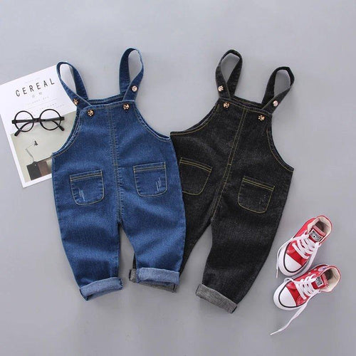 Overall Pants - LilChic BabyBug Boutique LLC