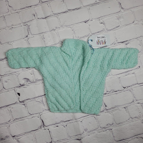 Premature Infant Cardigan - LilChic BabyBug Boutique LLC