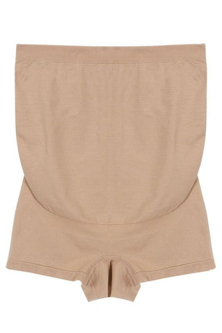 Seamless Maternity Boyshort Shapewear - LilChic BabyBug Boutique