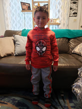 Load image into Gallery viewer, Spiderman Hoodie & Pant Set - LilChic BabyBug Boutique