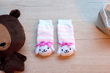 Load image into Gallery viewer, Toy Puppy Boogie Toes Rattle Socks - LilChic BabyBug Boutique LLC