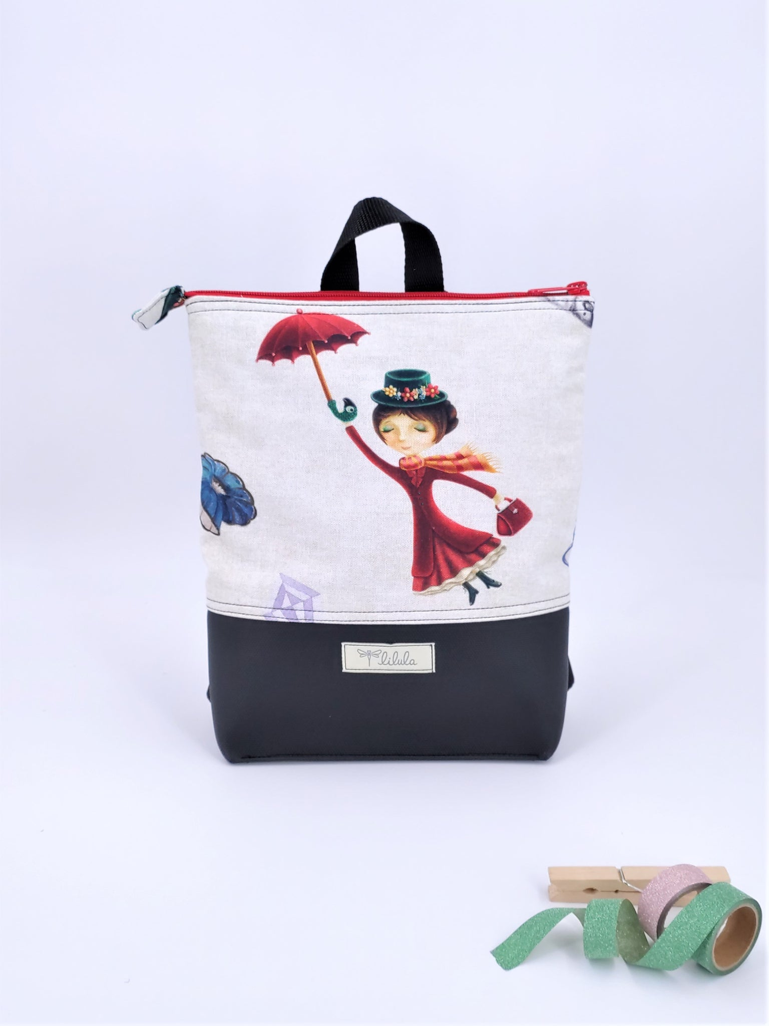 Mini Lilula Poppins Black