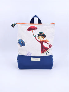 Mini Lilula Poppins Blau
