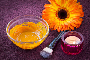 TURMERIC HONEY MASK - ARABELS NATURALS