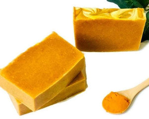 TURMERIC SOAP / Hyper pigmentation Soap - ARABELS NATURALS