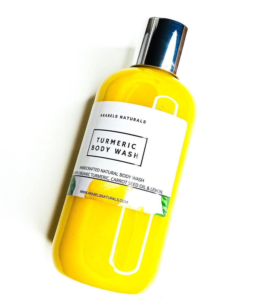 TURMERIC BODY WASH