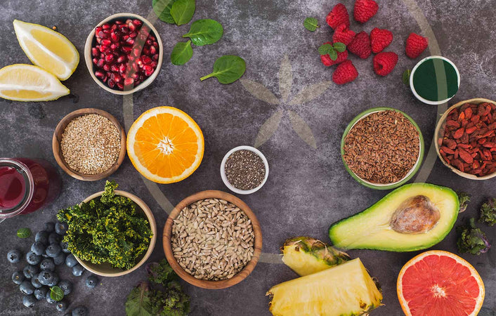 10 Self Care Superfoods for Health & Healing