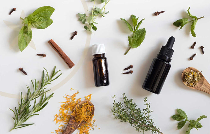 6 Pure Essential Oils to Support Gut Health