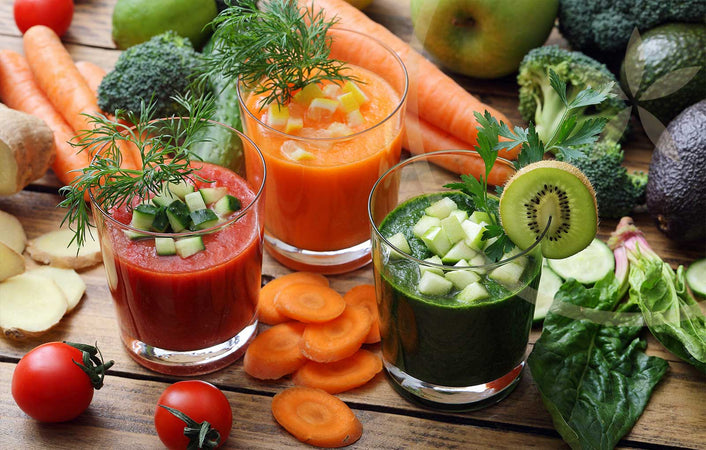 Fruit & Vegetable Juicing: What you should know