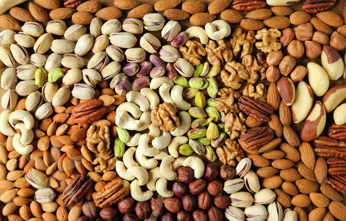 7 Healthy Benefits of Eating Raw Nuts