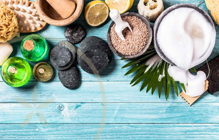 Skin Health: 5 natural healing tools to replace toxic personal care products