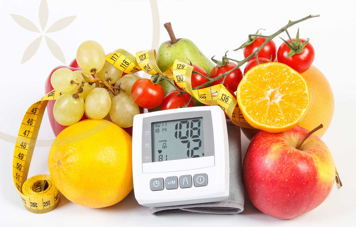 10 Wholefood Remedies to Heal High Blood Pressure