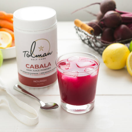Cabala Raw Juice Powder 200g