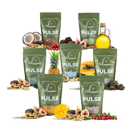 Seven Flavours of Pulse (7 x 226g Packs) Sacred Meal