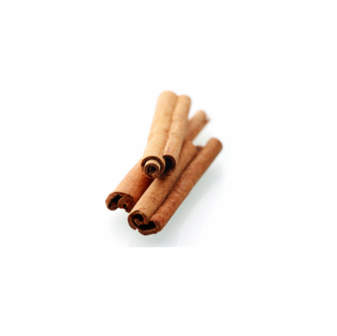 Cinnamon is frequently used in mouth rinses and gums. Cinnamon has a long history of culinary uses, adding spice to desserts, entrees, and hot drinks.
