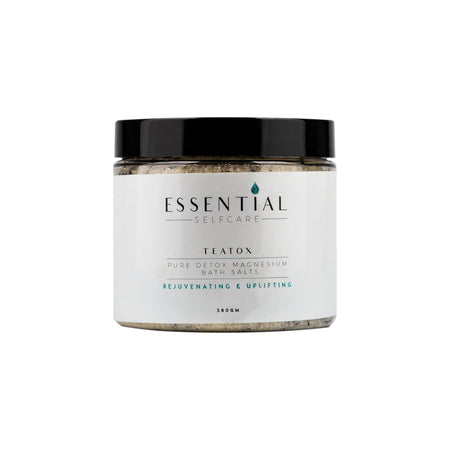 Detox Bath Salts with Pure Magnesium Flakes