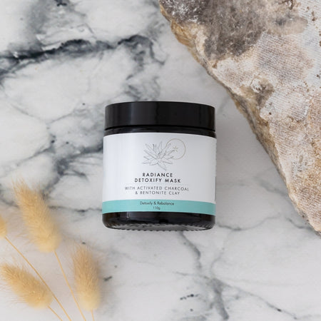 Radiance Face Mask with Detoxifying Clay