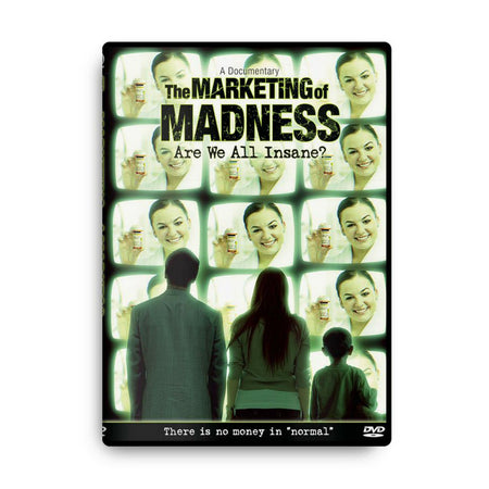 The Marketing of Madness | DVD documentary