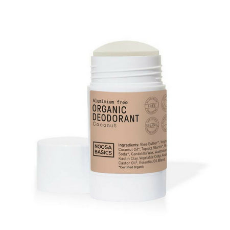 Natural Organic Deodorant Sticks | Noosa Basics