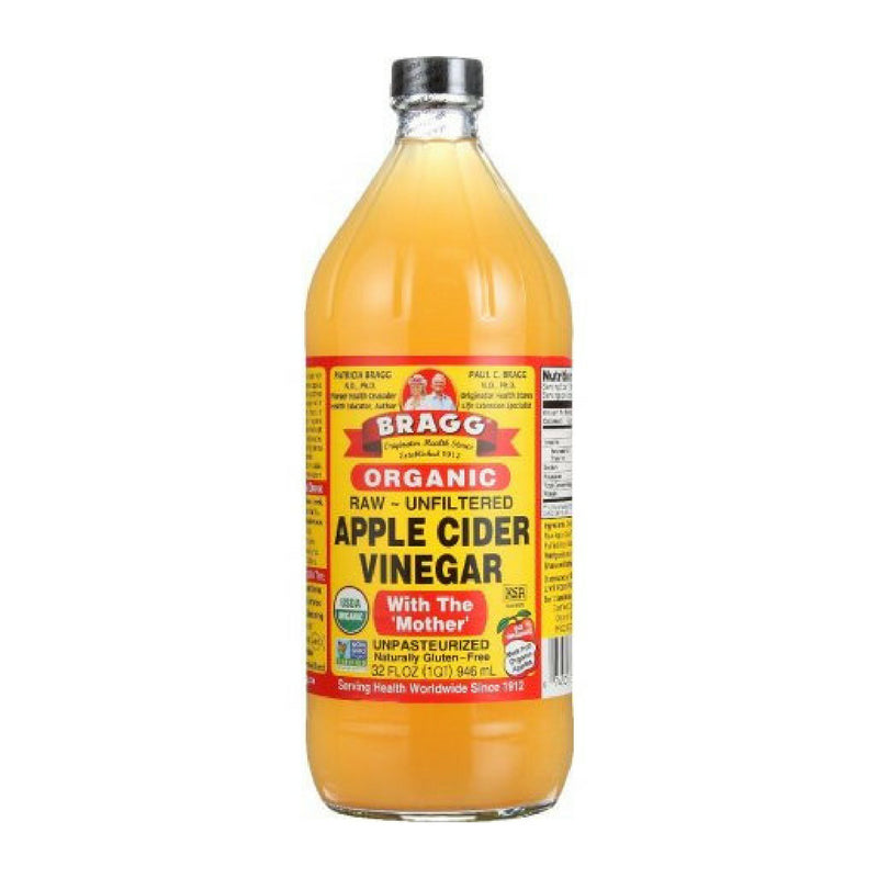Apple Cider Vinegar | Paul & Patricia Bragg Available at Don Tolman International
