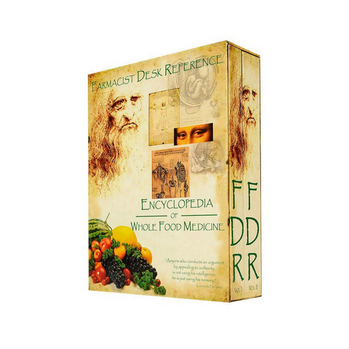 Farmacist Desk Reference (FDR) Vol 1 & 2 by Don Tolman