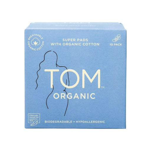 Pads Certified Organic | TOM