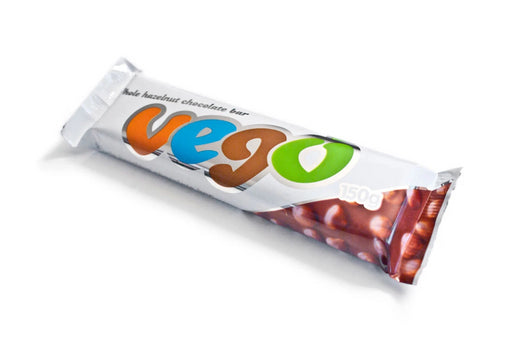 Jumbo Vego Hazelnut Chocolate Bar