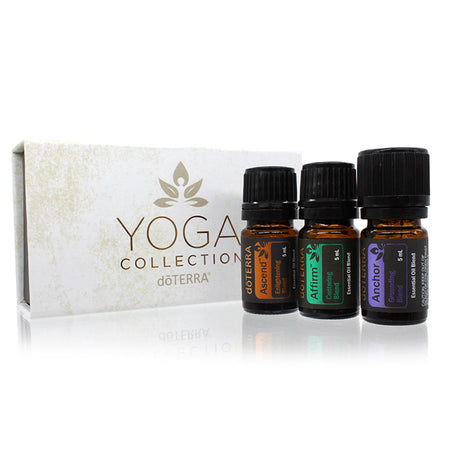 dōTERRA Yoga Collection Eseential Oil Trio