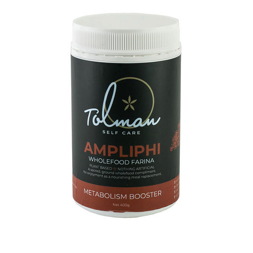 Ground Wholefood Farina AMPLIPHI Metabolism Booster