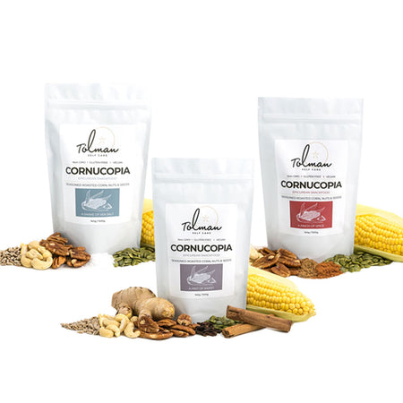 Cornucopia Triple Pack Epicurean Snack