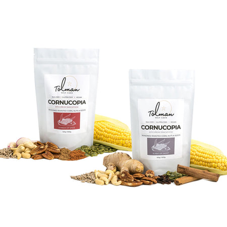 Cornucopia Twin Pack Epicurean Snack