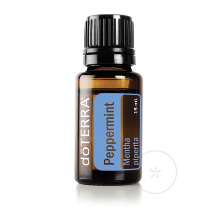 Peppermint Pure Essential Oil | dōTERRA