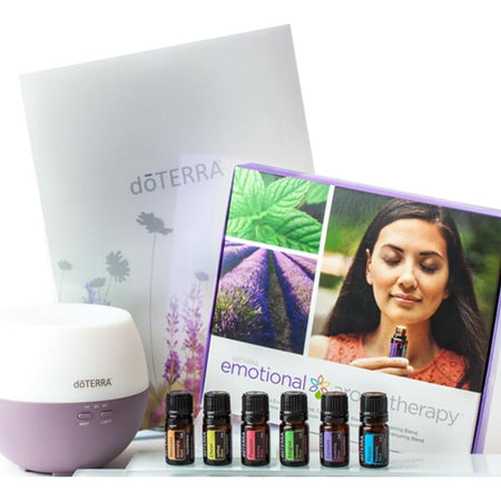 doterra emotional aromatherapy starter kit