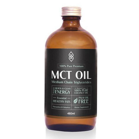 MCT Coconut Oil - Coconut Magic