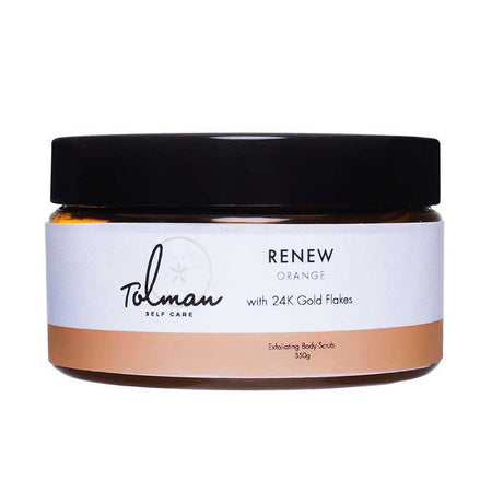 Renew Salt Scrub with 24k Gold by Don Tolman