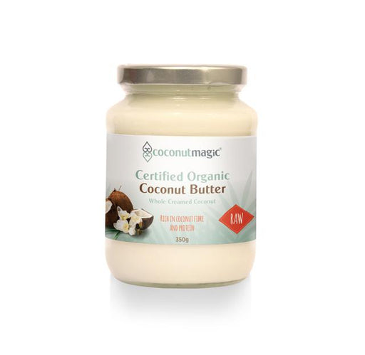 Organic Coconut Butter Coconut Magic Tolman Self Care