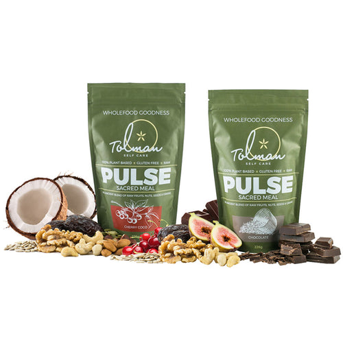 Pulse Chocolate & Cherry Coco Duo Pack Sacred Meal