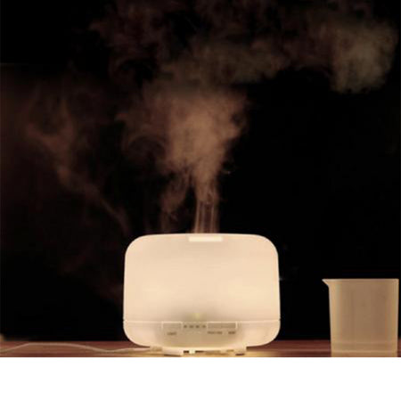 Taiko Ultrasonic Aromatherapy Diffuser (500ml 16+ Hours)