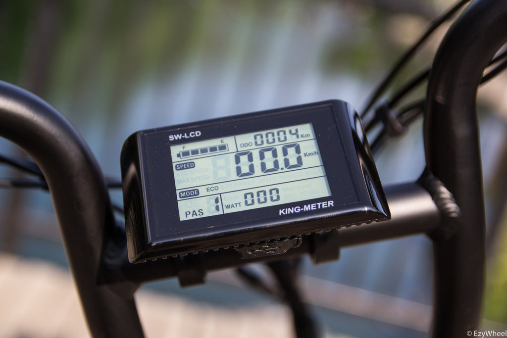 6 FEATURES you MUST know on your electric bike controller