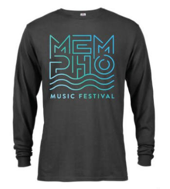 Mempho Grey Long Sleeve
