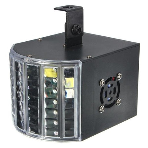 Black Strobe Light