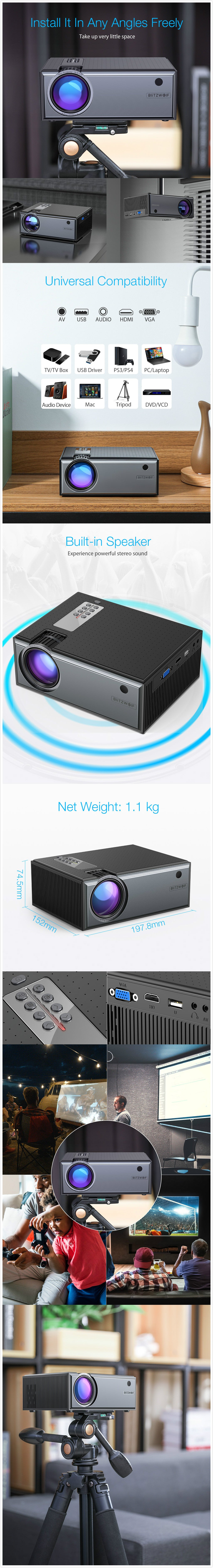 LCD Projector